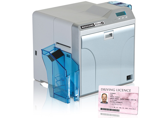 magicard prima4 printer - Pvc Card Printer