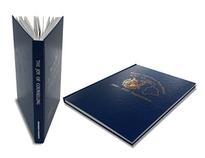 hard cover binding dissertation Spd's sheltered workshop is a one-stop shop providing thesis binding solutions for students hardcover binding with titles in gold lettering.