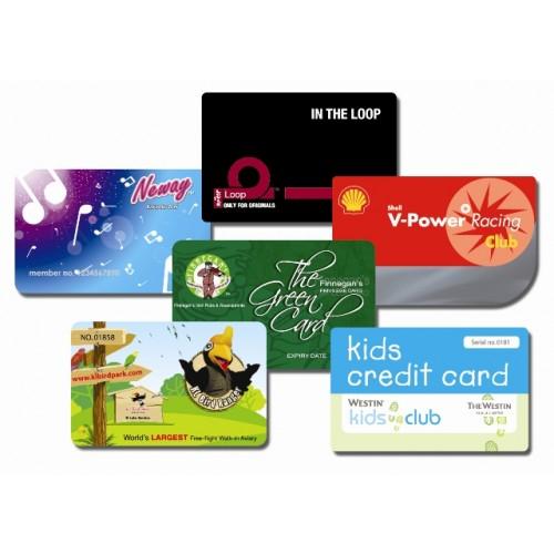 membership card printing machine